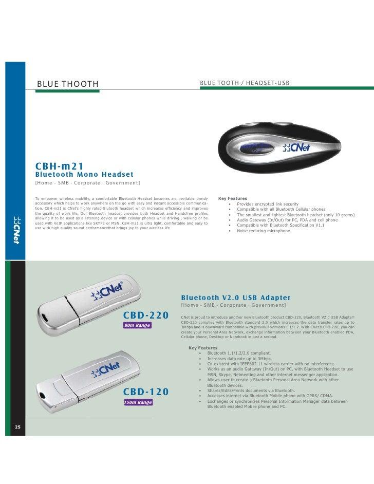 CNet CBD-120 Driver Windows