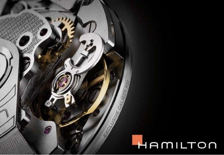 2011/2012www.hamiltonwatch.com