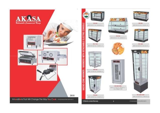 Kitchen Appliances By Akasa International