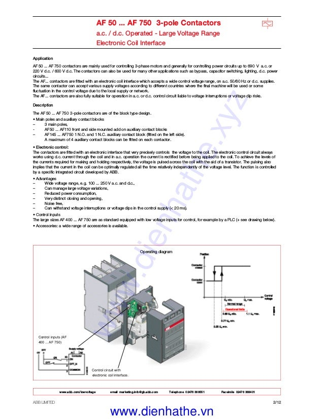 Abb Wiring Diagrams | Wiring Diagram on