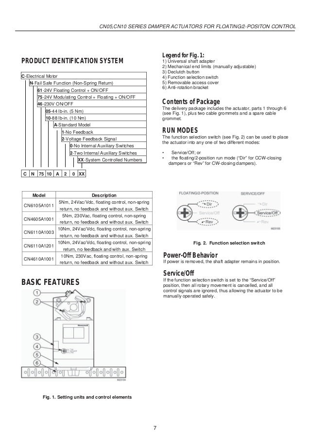 catalog actuator damper honey well beetecocom 7 638 honeywell l6006c1018 wiring diagram genteq wiring diagrams \u2022 45 63  at suagrazia.org
