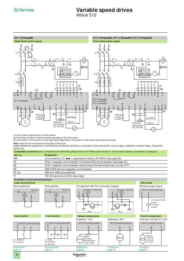 Atv312 Wiring Diagram - All Wiring Diagram