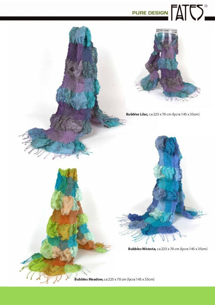 100% zijde sjaals | SeidenschalsFields Happy mix, ca 175 x 33 cm                        Stream Silver blue, ca 185 x 32 cm...