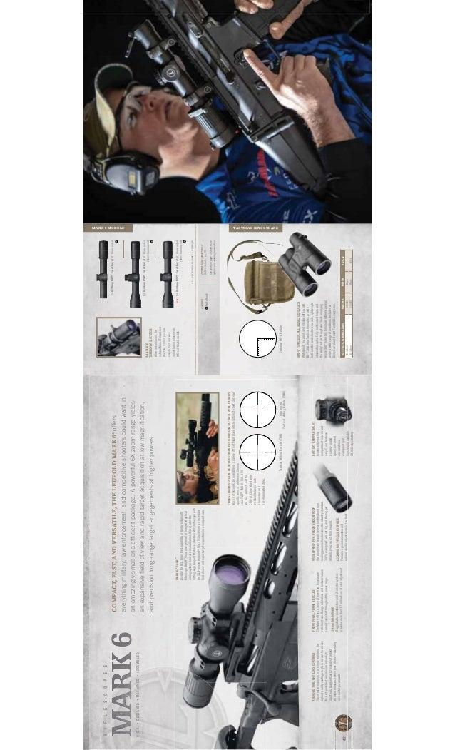 Catalog Leupold Optics   Optics Trade   2014
