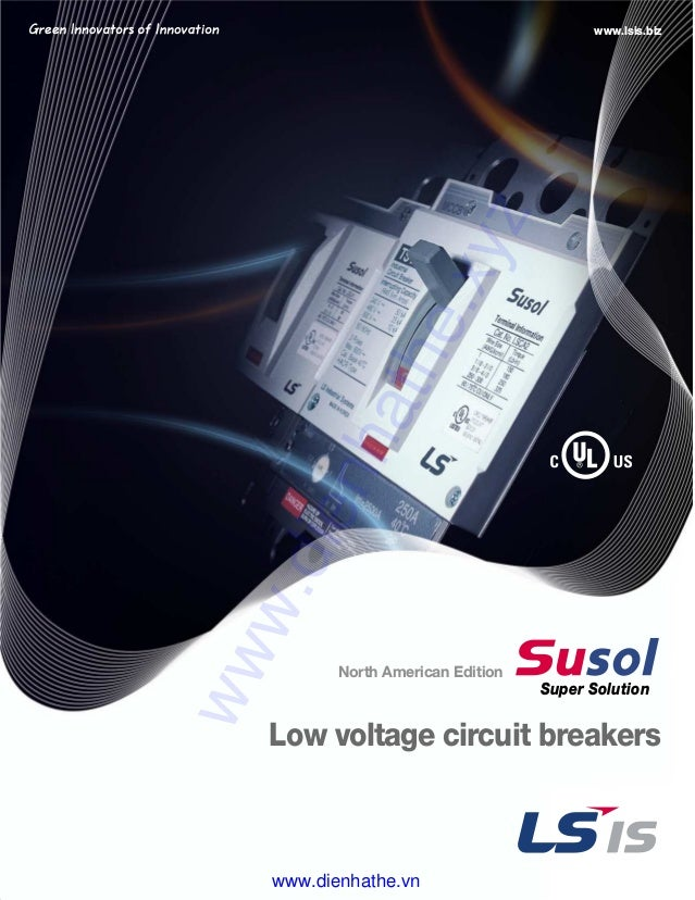 80A LS-Td125NU-FMU125L Circuit Breaker Susol