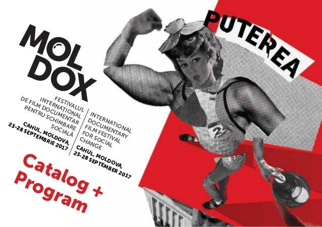 INTERNATIONAL DOCUMENTARY FILM FESTIVAL FOR SOCIAL CHANGE FESTIVALUL INTERNAȚIONAL DE FILM DOCUMENTAR PENTRU SCHIMBARESOCI...