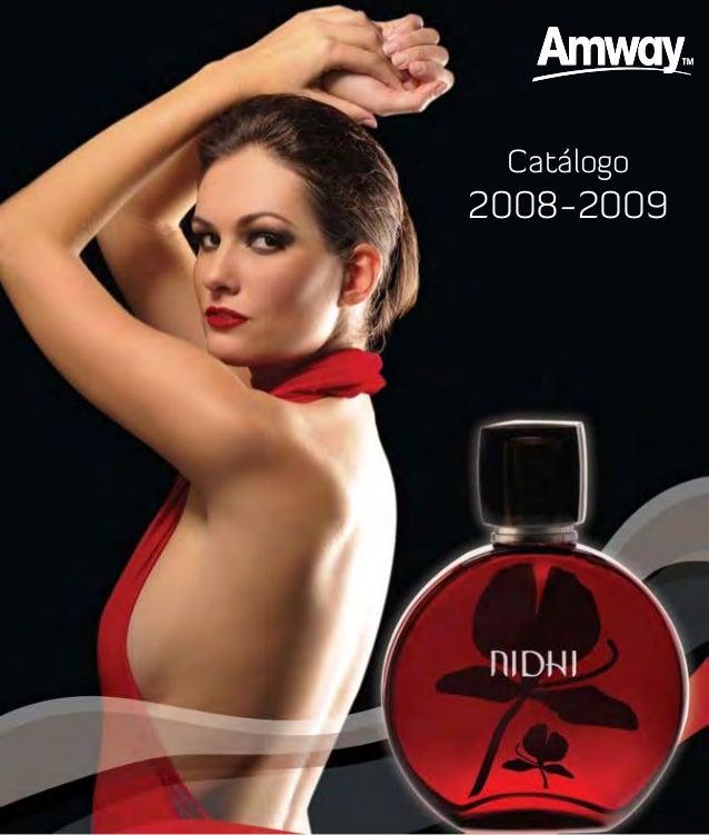 Catálogo 2008-2009