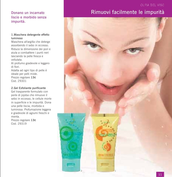 Donano un incarnato                     Rimuovi facilmente le impuritàliscio e morbido senzaimpurità.1.Maschera detergente...