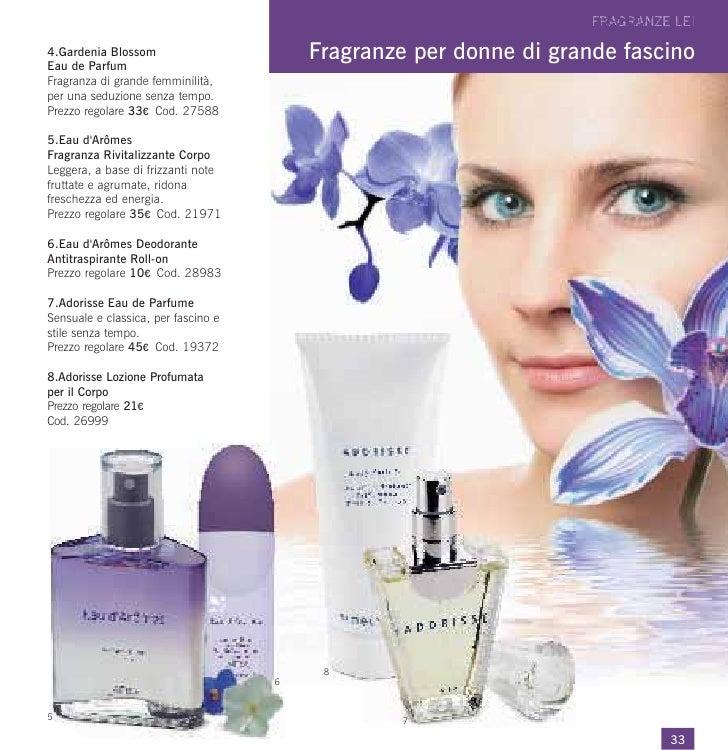4.Gardenia BlossomEau de Parfum                                         Fragranze per donne di grande fascinoFragranza di ...