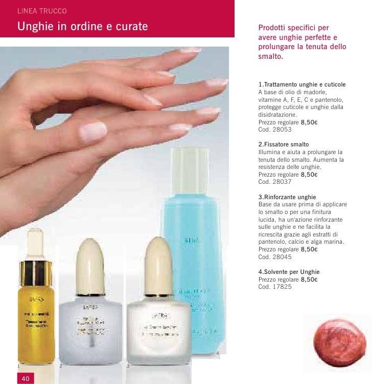 Unghie in ordine e curate       Prodotti specifici per                                avere unghie perfette e             ...