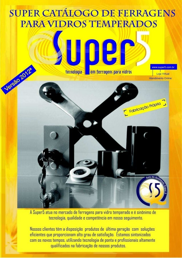 Catalogo Super5