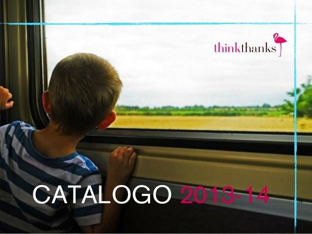 CATALOGO 2013-14