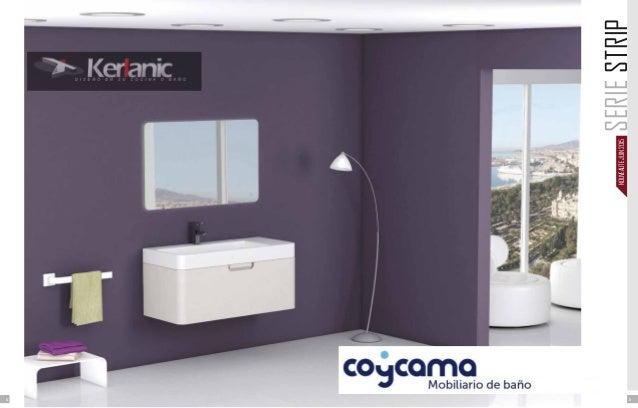 Catalogo 2016 muebles de bano coycama for Catalogo de muebles