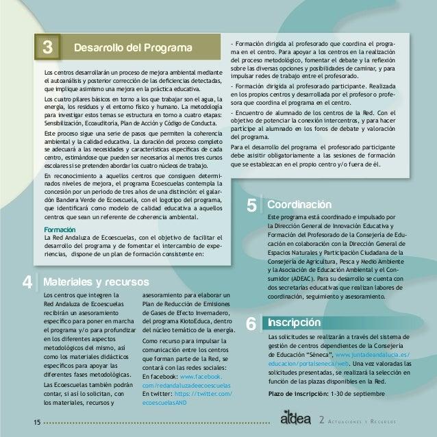 16 Objetivos Promover el desarrollo de iniciativas y procesos de educación y sensibilización ambiental en torno al cambio ...