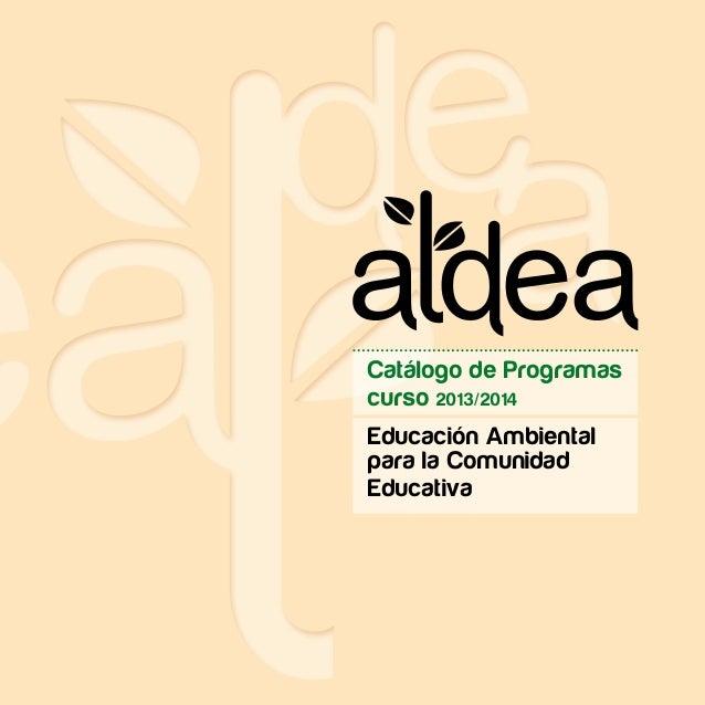 Catalogo aldea 2013-14 Slide 3