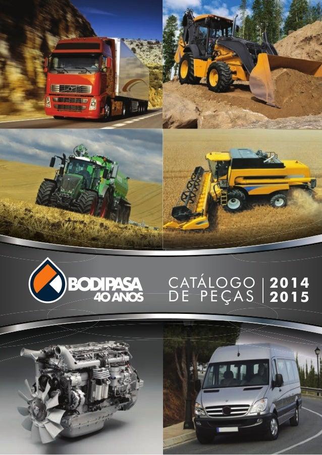 CATÁLOGO DE P E Ç A S 2014 2015