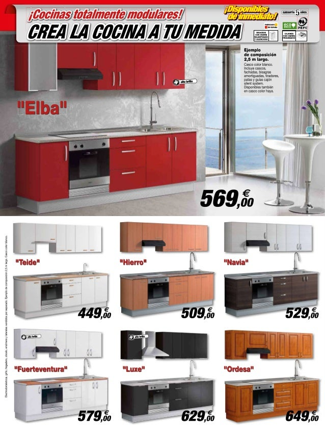 Great Bricodepot Muebles De Cocina Images >> Catalogo Brico Depot By ...