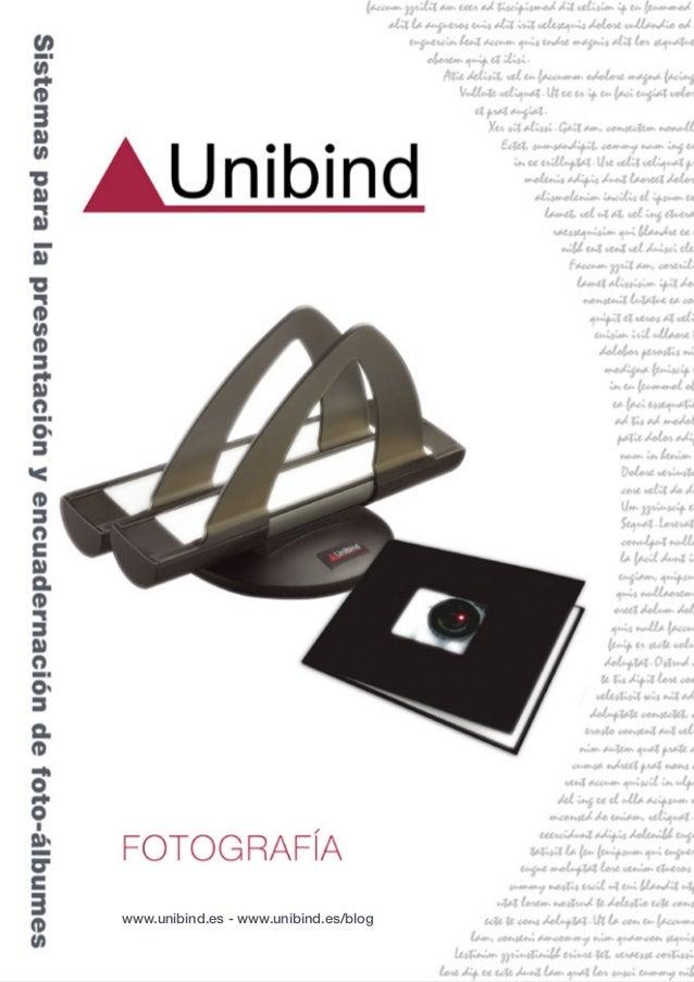 www.unibind.es - www.unibind.es/blog
