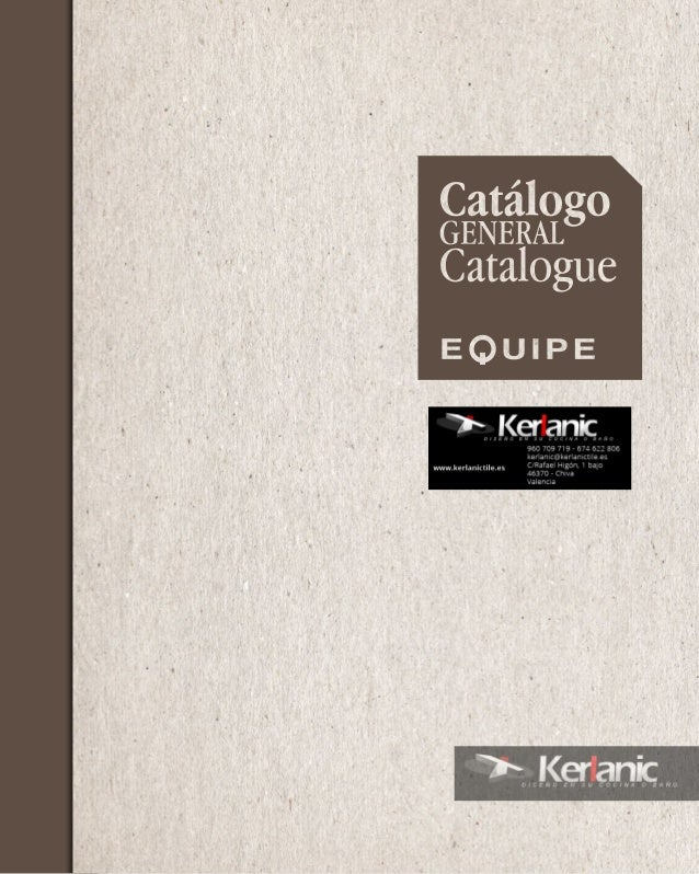 CatálogoGeneralCatalogue