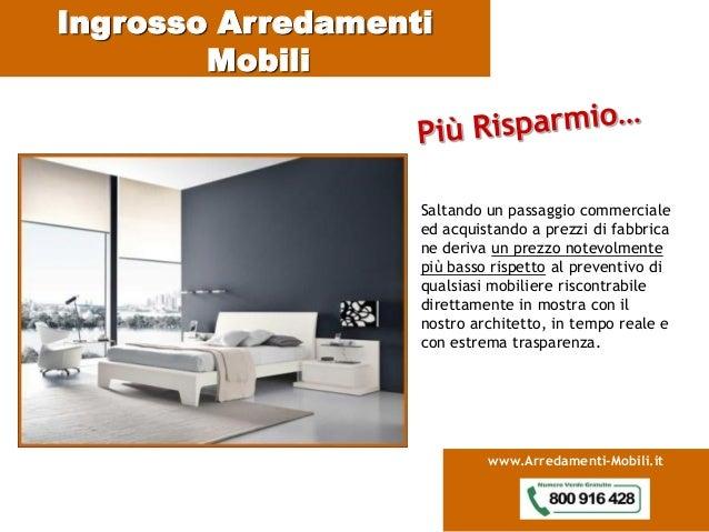 Catalogo Ingrosso Mobili