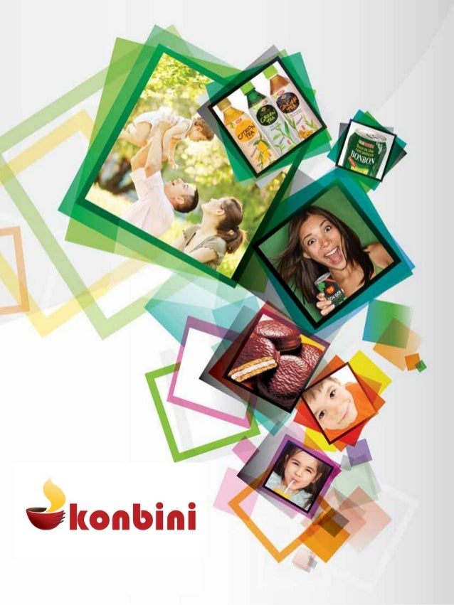 Catalogo Konbini OKF OG 2015
