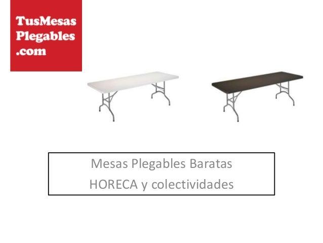 Catalogo mesas plegables baratas - Mesas plegables baratas ...