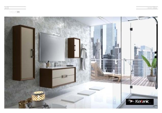 Catalogo muebles de bano decor visobath kerlanic - Catalogos de muebles de bano ...