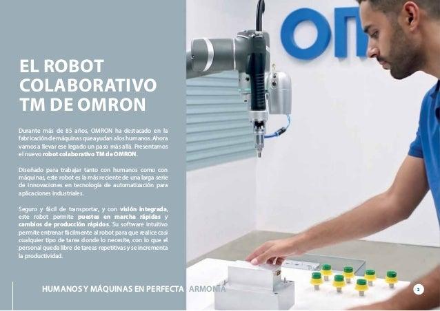 Catalogo robótica colaborativa Slide 2
