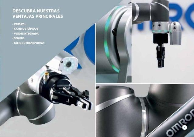 Catalogo robótica colaborativa Slide 3