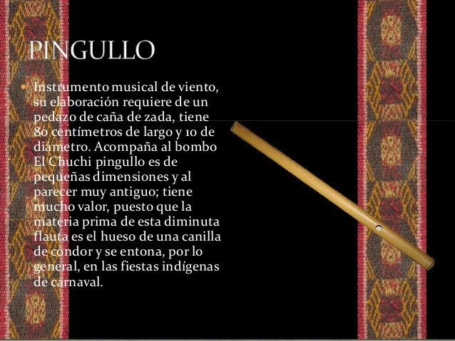 """ Sin ser su origen ecuatoriano, este instrumento ha adquirido popularidad entre los intérpretes dedicados a la música """"fo..."""