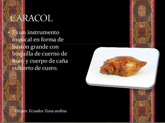  Es un instrumento tradicional del Perú y particularmente de las zonas cercanas al Cusco, el pututu fue traído desde la c...