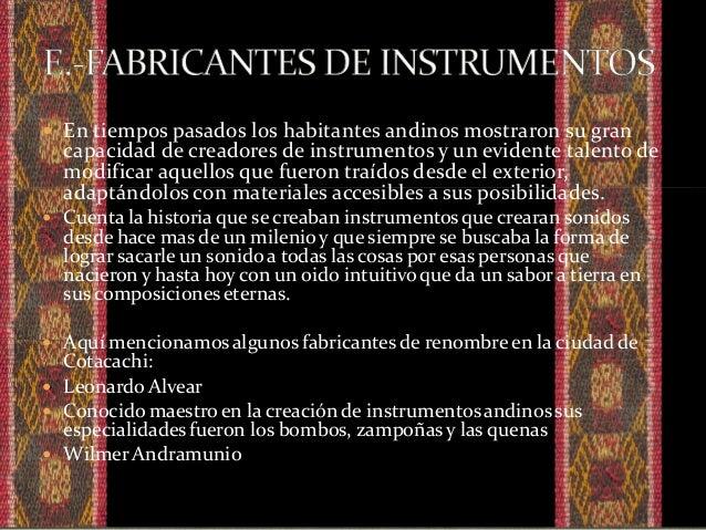  MUSEO DE LAS CULTURAS DE COTACACHI  En el centro del cantón Cotacachi se ubica el Museos de las Culturas. Esta instituc...