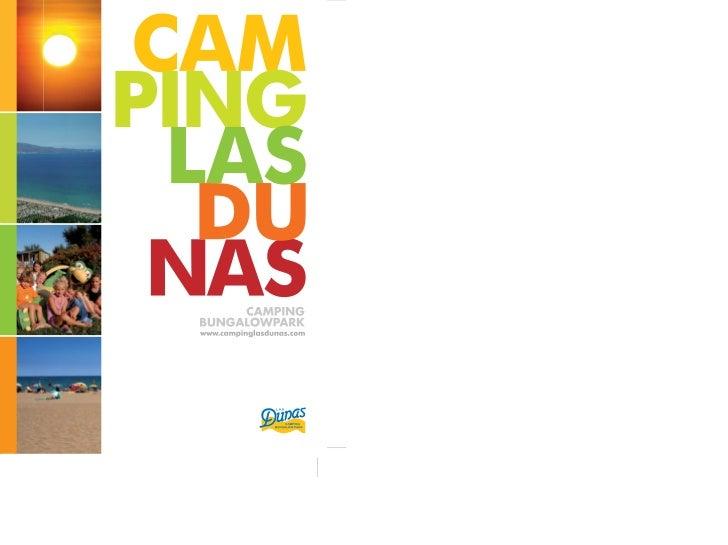 Catalogo 2009 camping las dunas for Camping jardin de las dunas tarifa