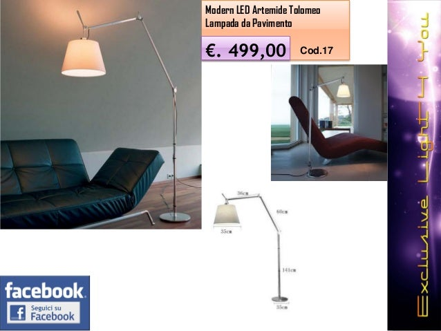 Lampade artemide outlet gallery of nh artemide nh with for Lampade design outlet