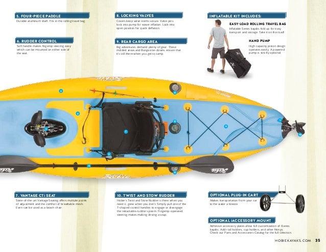 Catalogo 2016 Hobie Kayak
