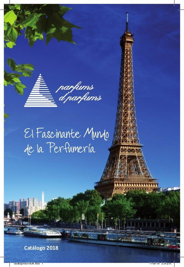 Parfums D Parfums Catalogo 2019