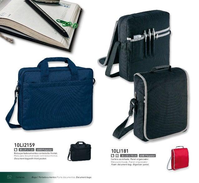 Bolsa de viaje con varios bolsillos 28/x 18/x 25/cm