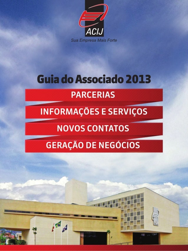 Guia do Nucleado ACIJ 2013