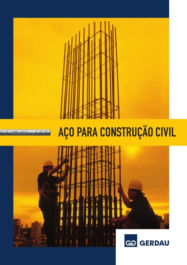 AÇO PARA CONSTRUÇÃO CIVIL