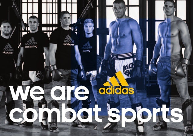 we are combat sports