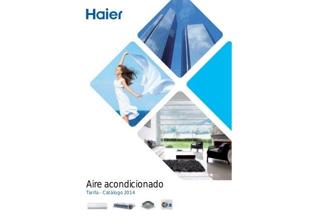 Haier elabora un decálogo para usar de manera inteligente el aire acondicionado