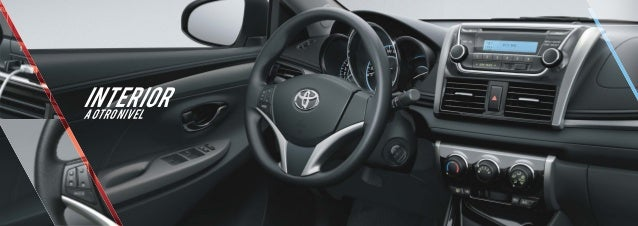 Catálogo Toyota All New Yaris 2014