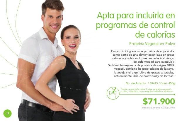 FITNESS CONTROL Sin Colesterol  Sin Grasas Saturadas  Aporta  8 gramos de Proteína.  100% Vegetal  Escanéalo para ver la D...