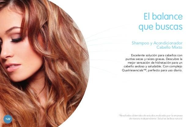 SHAMPOOS Y ACONDICIONADORES  A  B  A- Shampoo No. de Artículo 106429 / Cont. 300ml  $14.500 B- Acondicionador No. de Artíc...