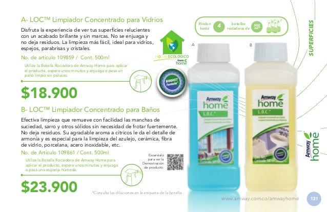 Lavandería ¡Consiente a tu familia! Usando detergentes eficaces que son gentiles con tu piel y el medio ambiente.  132  FÓ...
