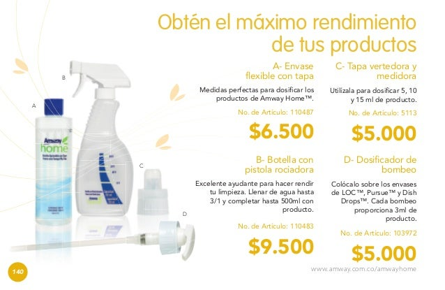 100  litros de solución diluida*  Pursue™ Es el limpiador desinfectante que cuida tu hogar y tu familia. Elimina bacterias...