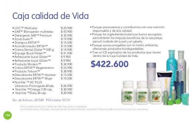 155  CAJA CALIDAD DE VIDA