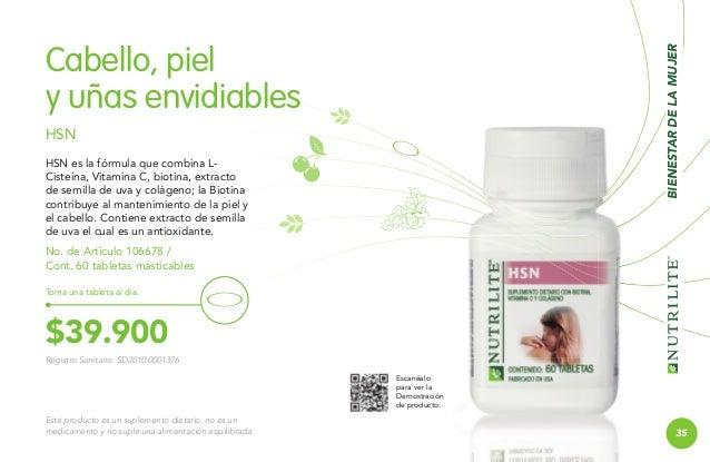Comprende tu salud femenina Hierro con Ácido Fólico Plus Combina  2  fuentes de hierro.  Exclusiva fórmula que combina 2 f...