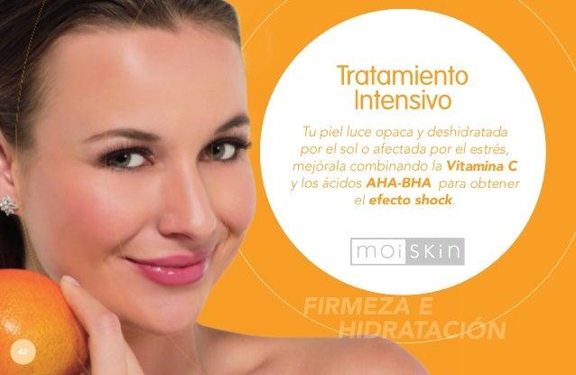 Piel  91% más suave**  A- Gel Facial Antioxidante con Vitamina C Su fórmula con Ácido Hialurónico de acción hidratante, pr...