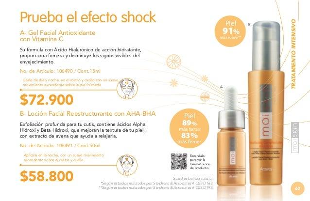 Cuidados Antiseñales De día protege tu piel del entorno urbano, mientras de noche descansa, tu piel recupera la luminosida...